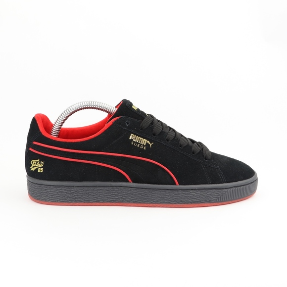 premium selection 03e21 a8517 Puma x Fubu Classic 50th Anniversary Red/Black